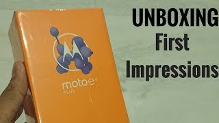 In this video we hsve done Moto E4 Plus Unboxing & First Impressions Review Buy Moto E4 Plus from July 11 Midnight in 9999/- http://fkrt.it/tPNS~!NNNN Top ...