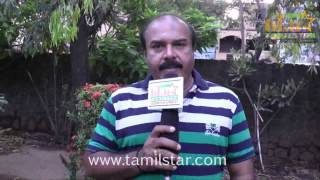 Sai Suresh at Vethu Vettu Movie Team Interview