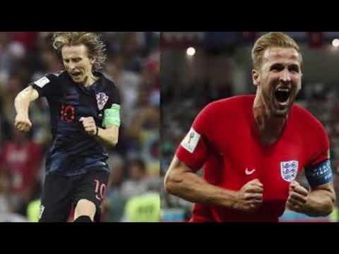 Mejores momentos del partido de Croacia vs Inglaterra