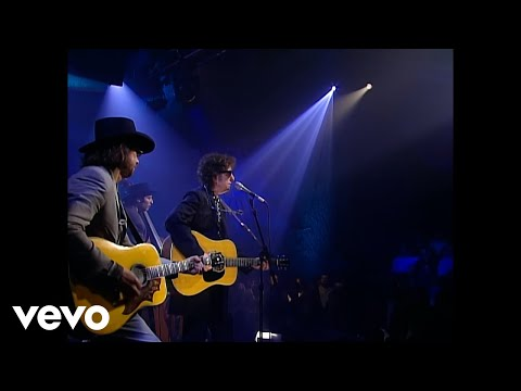 Bob Dylan – Knockin' On Heaven's Door (Unplugged)