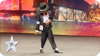 Video Semifinalist 48 - Kingsley Little MJ di Indonesia's Got Talent MP3, 3GP, MP4, WEBM, AVI, FLV Agustus 2018