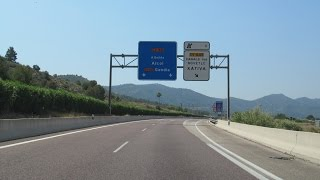 Xativa Spain  city images : Spain: CV-40 Xàtiva - Alcoi (Valencia province)