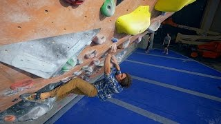 Unfinished Business With Emil! (Part 2) by Eric Karlsson Bouldering