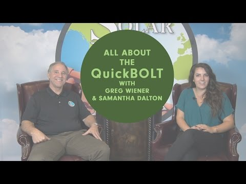 All About the QuickBOLT