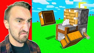 Trying The NEWEST Minecraft TikTok Tips And Tricks