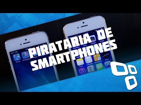 , title : 'O nível a que chegou a pirataria de smartphones - TecMundo'