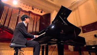 Eric Lu – Mazurka in A flat major Op. 59 No. 2 (third stage)