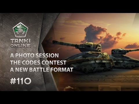 Tanki Online V-LOG: Episode 110