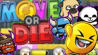 THIS GAME IS SO FRUSTRATING! - MOVE OR DIE!