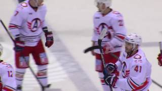 Stanisal Chistov beats Francouz for a GWG