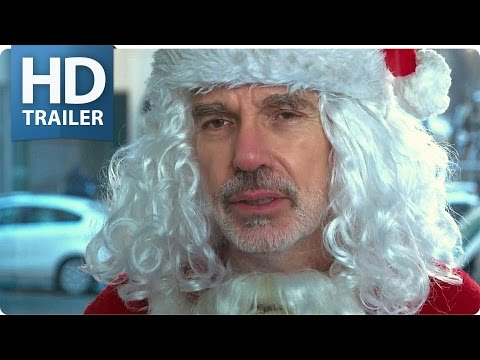 BAD SANTA 2 Red Band Trailer 2 (2016) Billy Bob Thornton Movie