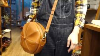 Hatsukoi Leather Bag - Collection 117 :: Kyappu
