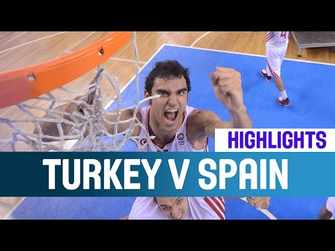turkiy - Turkey are the 2014 U20 European Champions after outlasting Spain to claim the title at this year's event in Crete. Please subscribe to our YouTube channel (...