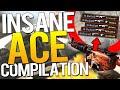 CS:GO - INSANE PRO ACE COMPILATION 11MIN +