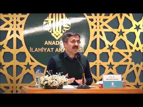 Prof. Dr. İbrahim MARAŞ - Düşünür; Erol Güngör