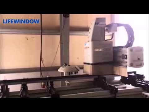 Dây chuyền sản xuất cửa nhôm fomIndustrie - lifewindow