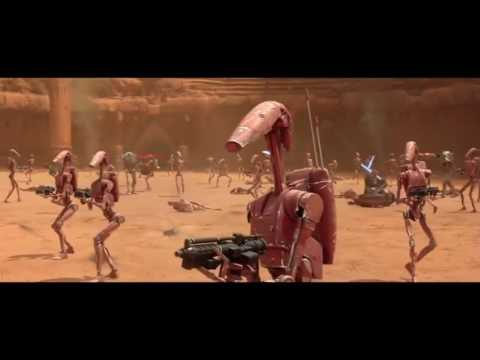 Star Wars: Attack Of The Clones - The Battle Of Geonosis (1080p HD)