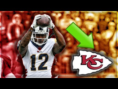 Sammy Watkins Signs For The Kansas City Chiefs | My Reaction