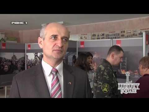 """Рівнянам показали """"Майдан очима польських журналістів"""" [ВІДЕО]"""