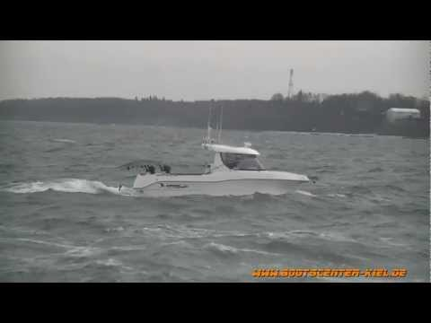 Bootscenter Kiel - Quicksilver Arvor 215 - Fahrvideo