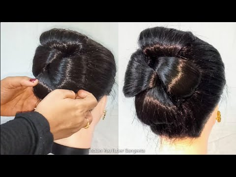 Hairstyles for long hair - Latest Party Hairstyle for long hair  Easy hairstyle 2019 for girls  Hair Style Girl  hairstyles