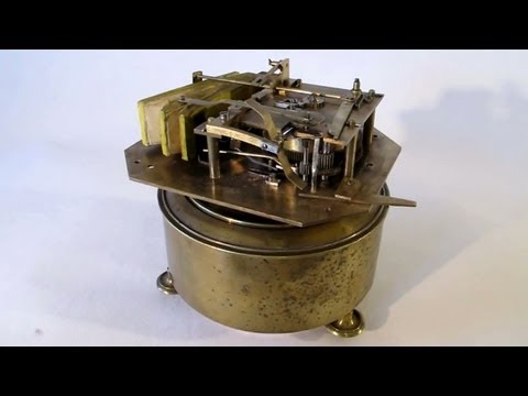 slatester - Sometimes you don't know you need a device until you've seen it—or heard it. A newly restored automaton created in the 1890s uncannily recreates bird calls t...