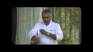 مطبخنا خليجي مع الشيف سامي الشريدة - موش لحم مع الفقع - صب القفشه – ح13