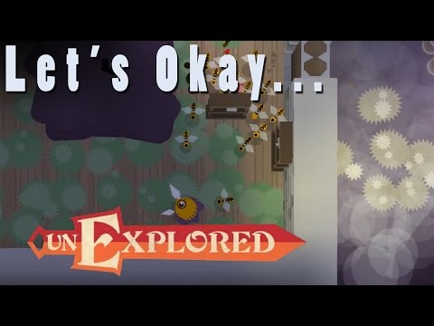 Let's Okay... Unexplored | Best Roguelike 2017?