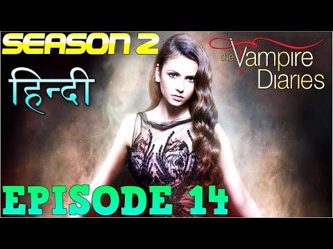 The Vampire Diaries Season 2 Episode 14  Explained Hindi  वैम्पायर डायरीज स्टोरी  ELENA SECRET DEAL