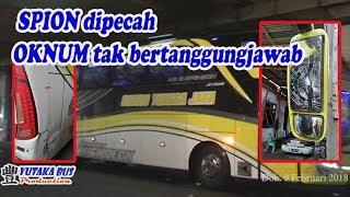 Video Viral..!! BRIMOB pecah kaca SPION Bus SUDIRO TUNGGA JAYA di Tol Cikampek... MP3, 3GP, MP4, WEBM, AVI, FLV Juni 2018