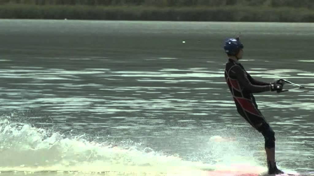 EVASIÓN TV: Esquí náutico en Terradets, Lleida
