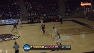 USC Aiken Women's Basketball vs UNC Pembroke