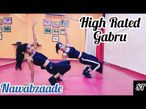 High Rated Gabru | Nawabzaade | Guru Randhawa | Dance Cover | Shalu Tyagi Dance.
