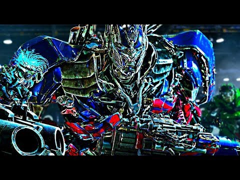 Transformers Age of Extinction  - Autobots Storm KSI Scene (1080pHD VO)