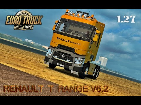 Real logo Heavy Load Trailer DLC v1.0