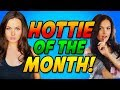 HOTTIE OF THE MONTH!!! Camilla Luddington & SEX WITH A HOT POCKET!!! #InsideEddieShow