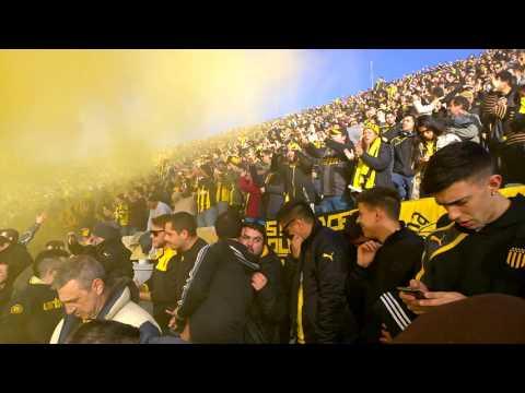 recibimiento peñarol campeon 2016 - Barra Amsterdam - Peñarol