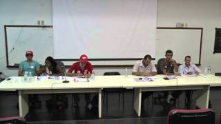 Debate Eleições 2015 – Parte 2