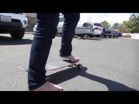 Stella Longboarding (видео)
