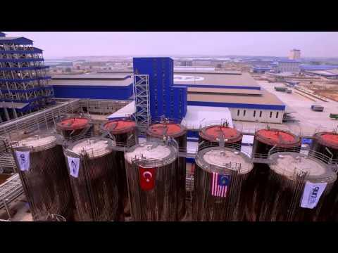 Evyap Malaysia Tank Farm Fabrication
