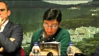 Presentación La lejanía de tu sombra de Marcelino Arellano en Ítrabo