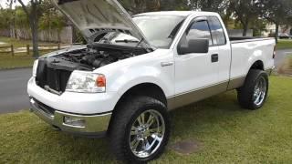 2004 LIFTED Ford F150 4x4 Custom Florida Truck for sale www.BigBoyRides.com