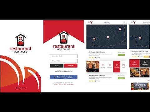 Restaurant App House - Lemosys Infotech Product