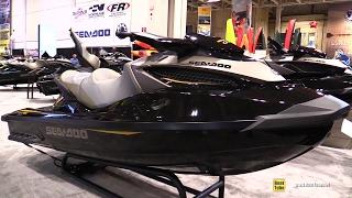 3. 2017 Sea Doo GTX 155 Jet Ski - Walkaround - 2017 Toronto Boat Show