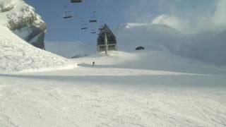 Beckenried Switzerland  city pictures gallery : Skiing at Beckenried Switzerland