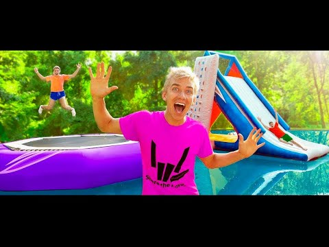 Stephen Sharer - Jump In! (Official Music Video)