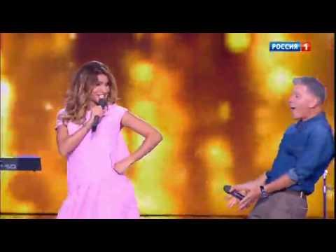 Олег Газманов и Анастасия Макеева Жить так жить  27 05  2017