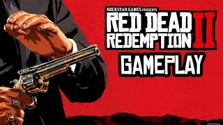Red Dead Redemption 2 Gameplay (NEW)