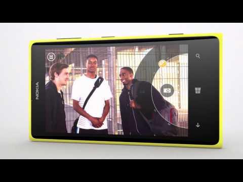 Nokia Lumia 1020 - senzor de 41 de megapixeli