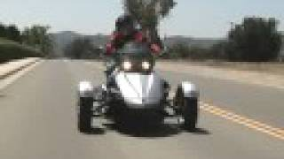 2. 2008 Can-Am Spyder